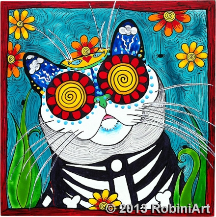 Stormy, the British Shorthair Cat