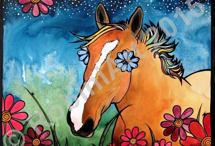RobiniArt Horse Portrait