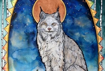 RobiniArt Robin Arthur Lynx 2018