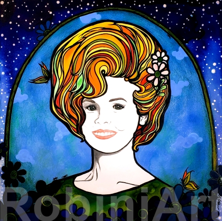 Higher the Hair I RobiniArt 2019